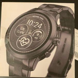 Michael Kors Gen 4 Runway Touchscreen Smartwatch